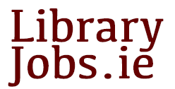 LibraryJobs.ie Logo
